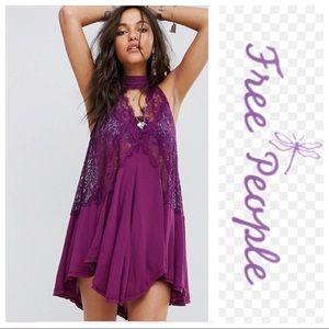 Free People Lace Tunic/Dress